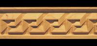 Image Frieze Moulding - Classic Keys