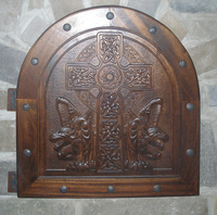 Image Celtic Gargoyle Panel