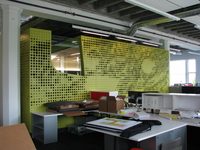 Image Perforated Art - Pivot Architecture