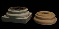 Image Full Round Column Base - 13.5