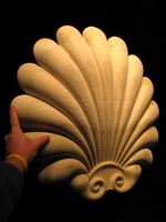 Image Onlay - Jubilee Shell- Large