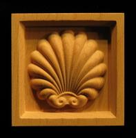 Image Corner Block - Jubilee Shell