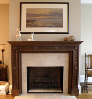 Kirby Fireplace Molding