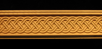 Image Moulding - Celtic Double Weave