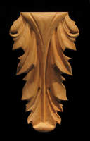 Onlay - Acanthus Leaf