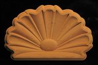 Image Onlay - Linen Fold Shell