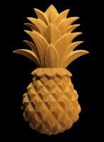 Image Onlay - Classic Pineapple
