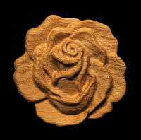 Image Onlay-Rose #1