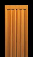 Image Pilaster - Folded Linen