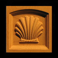 Image Corner Block - Classic Shell