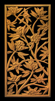 Image Panel - Plumeria