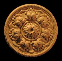 Image Medallion - Orleans