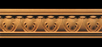 Image Moulding - Acanthus Transitions
