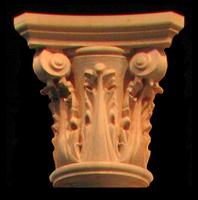 Image Capital - Corinthian Half Round