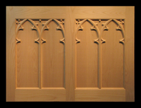 Image Gothic Chapel Doors