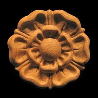 Image Rosette - Classic Flower