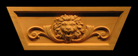 Image Keystone - Lion & Scroll