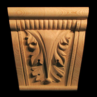 Image Keystone - Acanthus with Profile
