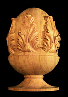 Image Finial - Classic Acanthus