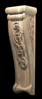 Image Long Corbel - Celtic Nouveau