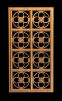 Image Speaker Grills - Walnut
