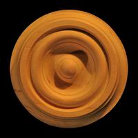 Image Rosette - Bullseye #9 - 2.5