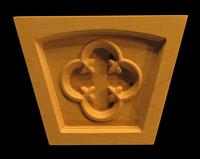 Image Keystone - Gothic Quatrefoil