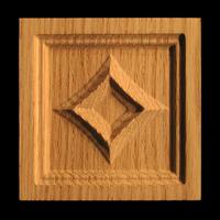 Image Corner Block - Diamond