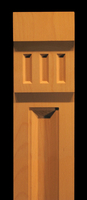Image Pilaster - Simple Greek