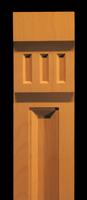 Image Pilaster - Simple Greek