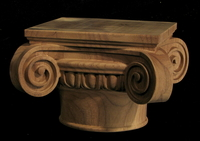 Image Capital - Ionic (Scamozzi)
