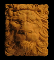 Image Warcraft Lion