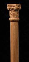 Image Spindle Column - Small Corinthian with Acanthus Base