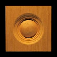 Image Corner Block - Classic Bullseye #11, 3