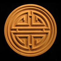 Image Medallion - Prosperity