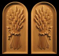 Image Wheat Panels