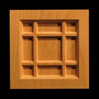 Image Corner Block - Craftsman