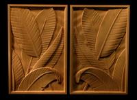 Image Tropical Leaf Panel