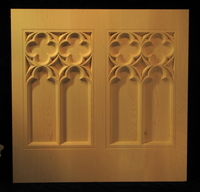 Image Panel - Gothic Arch