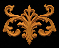 Image Onlay - Crowned Volutes 2