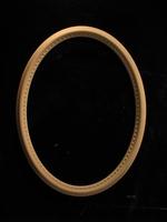 Image Oval Frame - Egg and Dart