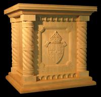 Image Table - Archibishop Mooney