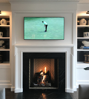 Image Mantel Surround - Georgian