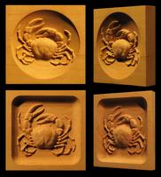Image Crab Corner Block