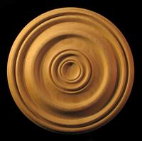Image Medallion - Bullseye #13,  7