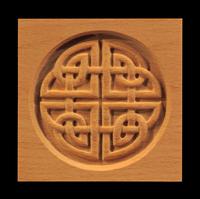 Image Corner Block - Celtic Knot #3