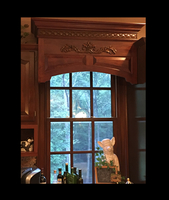 Image Window Valance Scrollwork