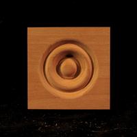 Image CLEARANCE - Bullseye Corner Block - 4 5/16