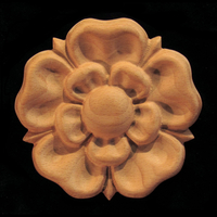 Image Onlay - Tudor Rose