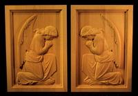 Image Angel Panels Kneeling